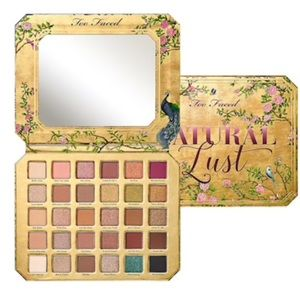 Too Faces Natural Lust Palette AUTHENTIC NWB